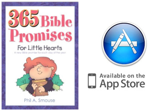 365 Bible Promises for Little Hearts - mobile app for Apple IOS
