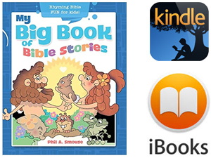 My BIG Book of Bible Stories - for Kindle and IOS